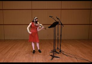 Nouveau: New Music for Violin photo