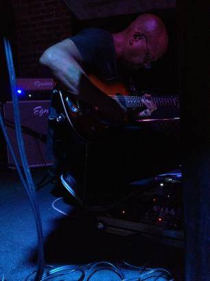 Paul Steven Ray performs Thin Walls/Light Speed/Private Tongues photo