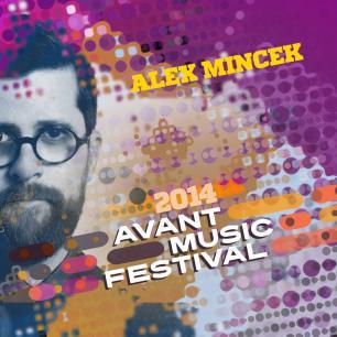 Avant Music Festival: Alex Mincek photo