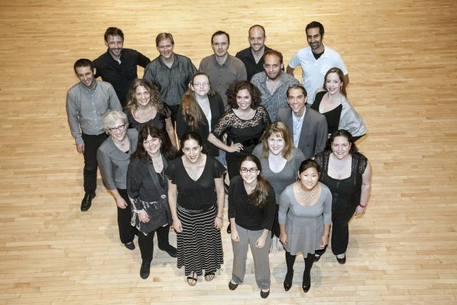 Ensemble Photograph