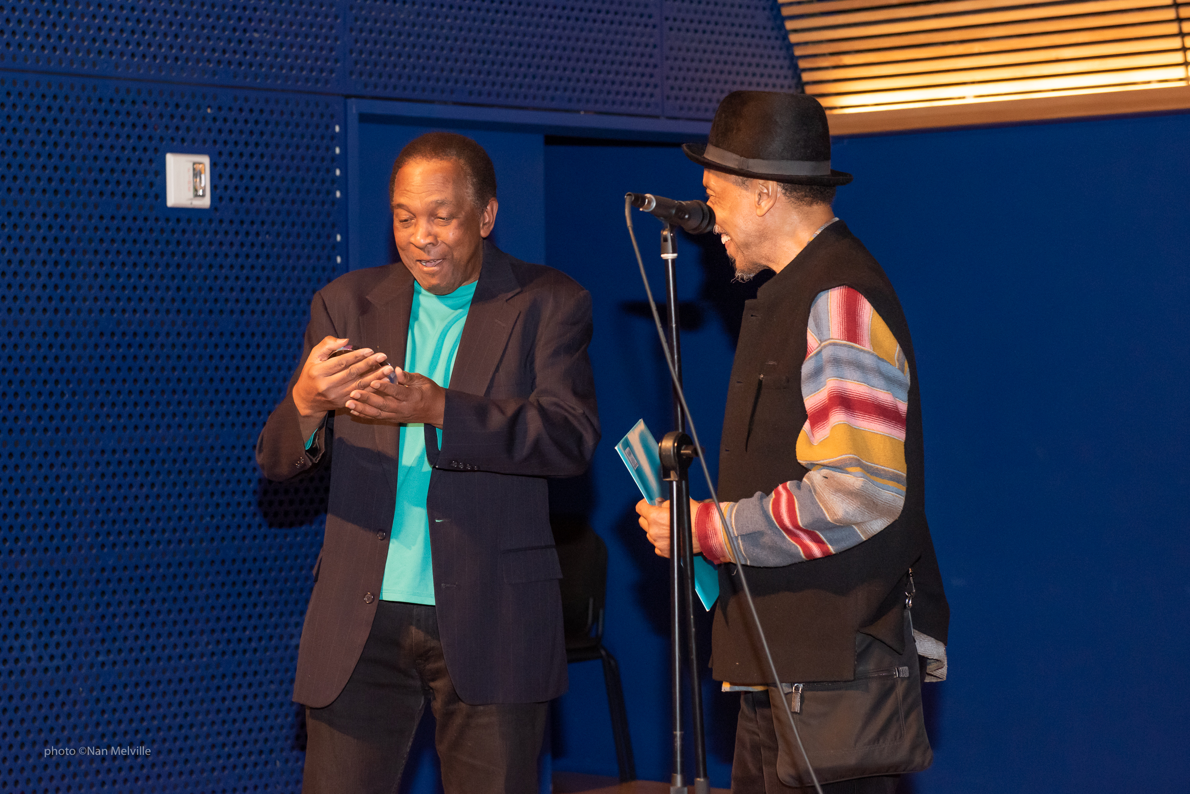 Carman Moore & Henry Threadgill