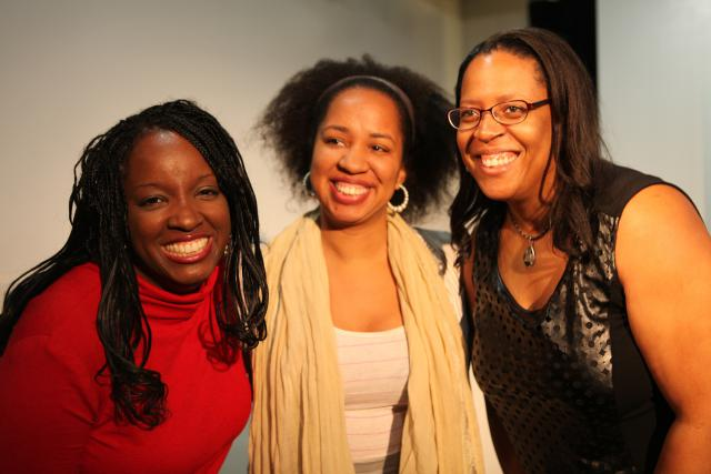 Nkeiru Okoye, Conversation Catalyst, with composers Courtney Bryan & Valerie Coleman
